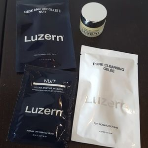 Other - Luzern Sample Products Bundle